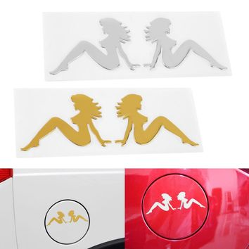 Women Car reflective Sticker/Decals