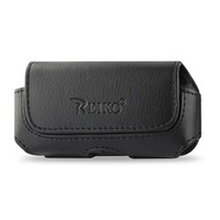 Reiko Horizontal Pouch with belt clip & loops LG RUMOR/Scoop/UX260