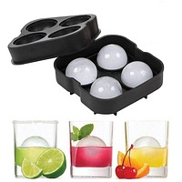 Silicone Ice Mold Tray Ice Ball Maker
