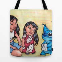 This is my family... Tote Bag by Kimberly Castello