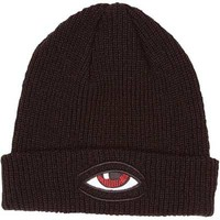Toy Machine Skateboards Toy Machine Sect Eye Dock Beanie - Black
