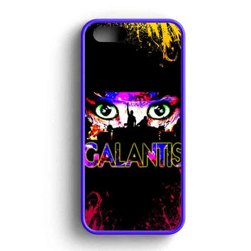Galantis Hard Day Of The Dead iPhone Case For iPhone SE, 5/5s, 5c, 4
