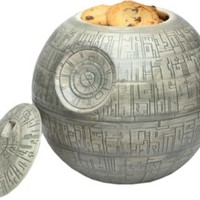 Death Star Ceramic Cookie Jar Star Wars - Pop Culture - Home & Gifts