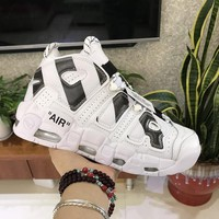 Air More Uptempo '96 921948-010 OW Off White Sneaker