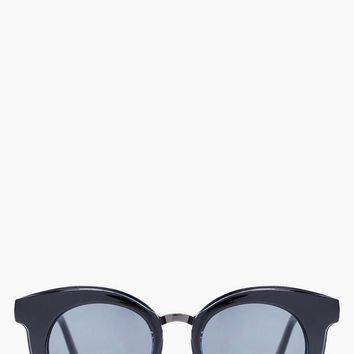 Lydia Thick Feature Frame Sunglasses | Boohoo