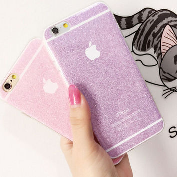 Twinkle mobile phone case for iphone 5 5s SE 6 6s 6 plus 6s plus + Nice gift box 072301