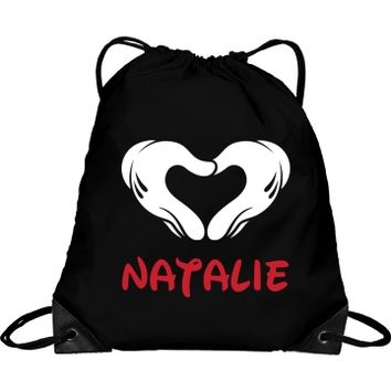Natalie's Cheer Bag: This Mom Means Business