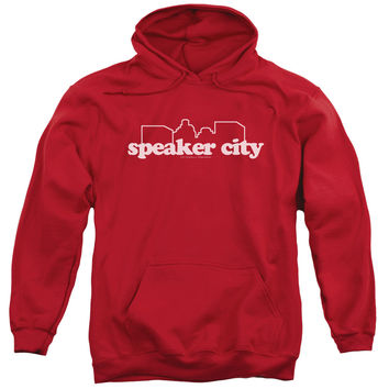 Old School/Speaker City Logo