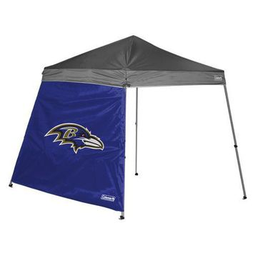 Baltimore Ravens NFL 10' x 10' Slant Leg Shelter Side Wall