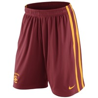 Nike USC Trojans Team Issue Shorts - Cardinal/Gold