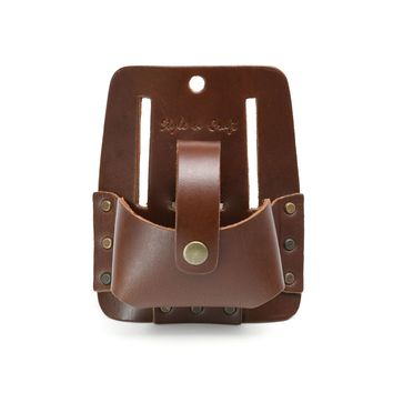 98014-Extra Large Tape Holder- Heavy Top Grain Leather | Style n Craft
