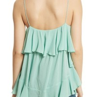 Free People Cascades Camisole   Nordstrom