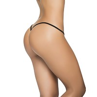 Mapale Y-Back Thong G-String Bikini Bottom (Many Colors Available)