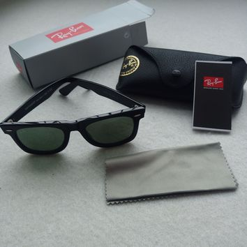 Cheap Ray Ban RB2140 ! Wayfarer 901 Black 50mm Frame G15 Lens Sunglasses outlet