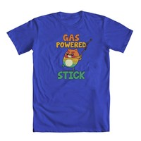 Welovefine:Gas Powered Stick