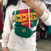 """ GUCCI "" Women Men Hot Hoodie Cute Sweater"