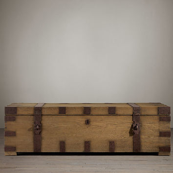 Heirloom Silver Coffee Trunk Extra-Large