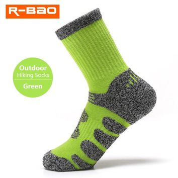 RB3303 2017 New Arrival Women Outdoor Hiking Socks Keep Warm Wear-Resisting Climbing Skiing Socks High-quality Sports Socks