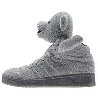 adidas Jeremy Scott Tinsel Bear Shoes