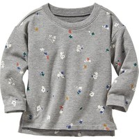 Old Navy Crew Neck Sweatshirts For Baby
