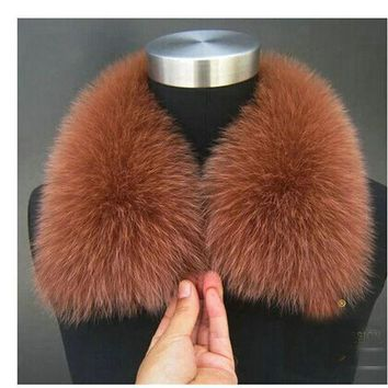 ESBU3C 2015 winter fashion Scarves & Wraps collars, The fox fur collars scarves, 20 color female fur scarf collar specials,