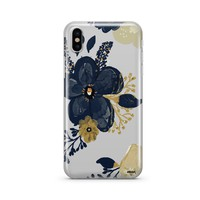 Oprah Floral - Clear TPU Case Cover