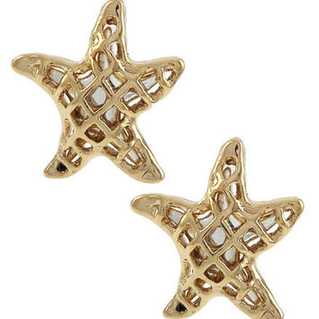 Starfish Stud Set