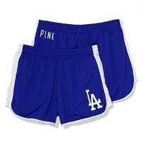 Los Angeles Dodgers Mesh Campus Short - PINK - Victoria's Secret