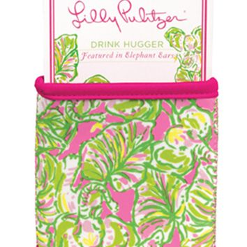 Lilly Pulitzer Drink Hugger- Elephant Ears