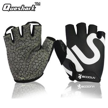 Queshark Gym Gloves (Men)