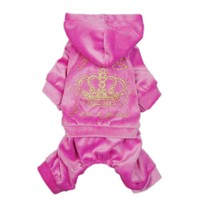 Classic Style Cozy Dog Jersey for Dog Coat Dog Shirt Soft Dog Clothes Free Shipping,Pink,L