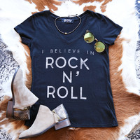 Rock N' Roll Graphic Tee