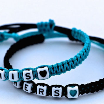 Couples Bracelets His Hers Bracelets Lovers Braclet, Boyfriend, Girlfriend Couples Braclet Friendship BST-384