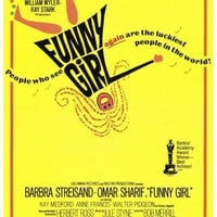 Funny Girl 27x40 Movie Poster (1972)