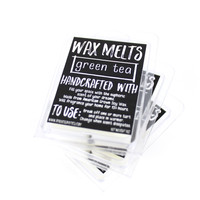 GREEN TEA - Natural Soy Wax Melts