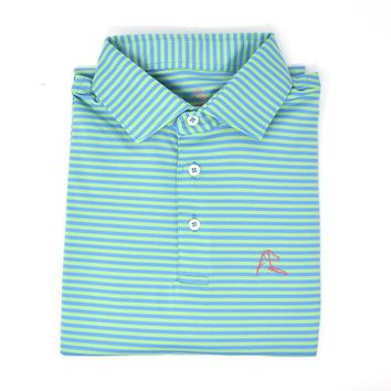 The Fairway Boy Performance Polo by Rhoback