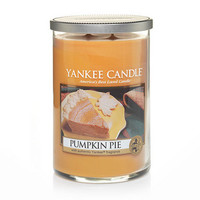 Pumpkin Pie : Large 2-Wick Tumbler Candles : Yankee Candle
