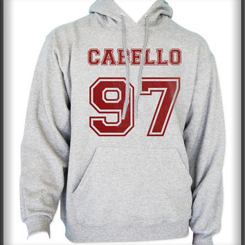 Cabello 97 Maroon ink Unisex Pullover Hoodie