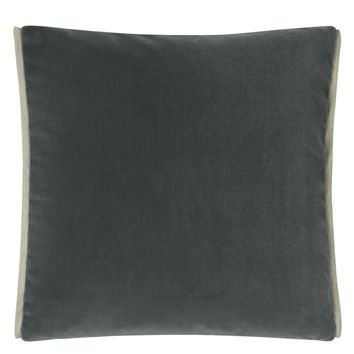 Designers Guild Varese Graphite Decorative Pillow