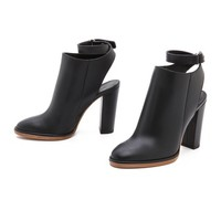 Joanna Cutout Booties
