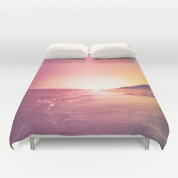 Summer Duvet Cover by HappyMelvin