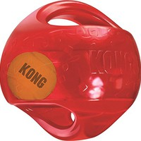KONG Jumbler Ball Toy, Large/X-Large (colors may vary) | furryface
