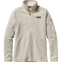 Patagonia Women's Better Sweater Quarter Zip Fleece Jacket | DICK'S Sporting Goods