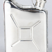 The Stainless Steel Jerry Can Flask in Silver : Rothco : Karmaloop.com - Global Concrete Culture