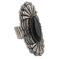 Gothic Stone Ring | FOREVER21 - 1000042062