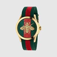 Gift Awesome New Arrival Great Deal Stylish Designer's Trendy Nylon Strong Character Innovative Sports Watch [525061947407]