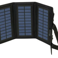 MOLLE Compatible Foldable Solar Charger