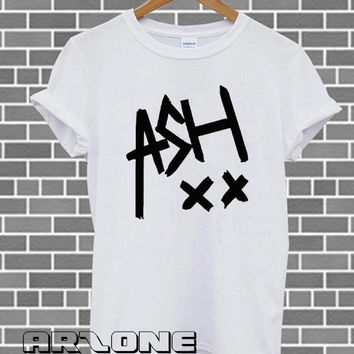 Band Shirt - Ashton Irwin Shirt 5 Second Of Summer T-shirt Printed Black and White Color Unisex Size - AR17