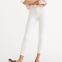 Womens Super Skinny Ankle Jeans | Womens Clearance | Abercrombie.com