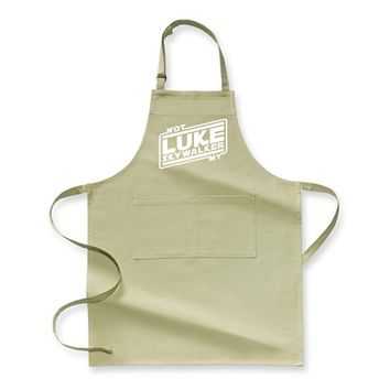 Not My Luke Skywalker, Star Wars Apron